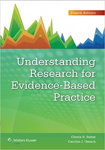 Book Understanding Research for Evidence-Based Practice