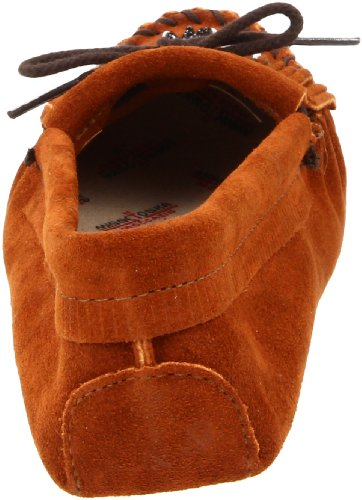 Minnetonka mujers Thunderbird Softsole Moccasin,marrón,5.5 M US