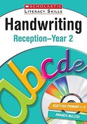 Handwriting Reception-Year 2 (New Scholastic Literacy Skills)