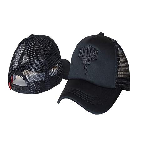 xiaochicun Sombrero de Moda Gorra de béisbol Gorra de Hip Hop Moda ...