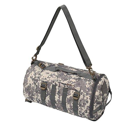 iEnjoy Shoulder bag with camouflage color, 46x26x17 cm