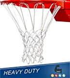 katop Basketball Nets Heavy Duty All Weather Thick Net Replacement 12 Loops(Outdoor and Indoor)