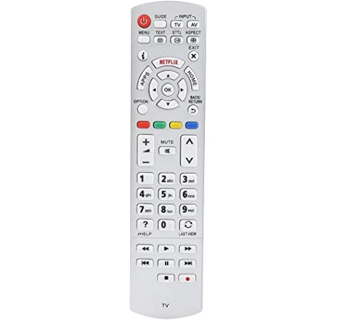Mando TV PANASONIC N2QAYB000928: Amazon.es: Electrónica