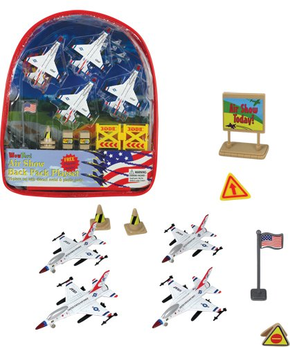 F-16 Fighting Falcon Thunderbirds Backpack - F-16 Falcon Game