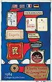 Collages 1984, John Evans, 1593720408