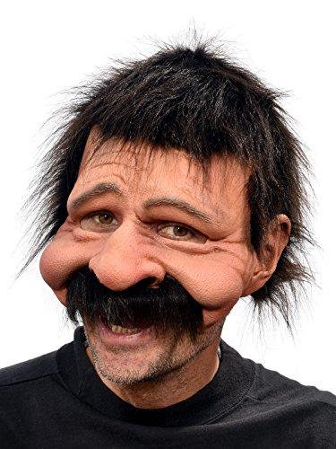 Zagone Uncle Bobby Mask (Bobby Halloween)