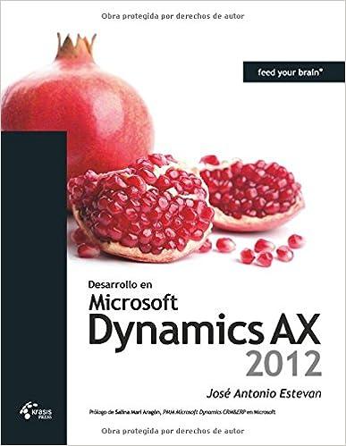 Libro programación y configuración del CRM Microsoft Dynamics