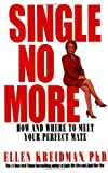 Single No More, Ellen Kreidman, 1580631495