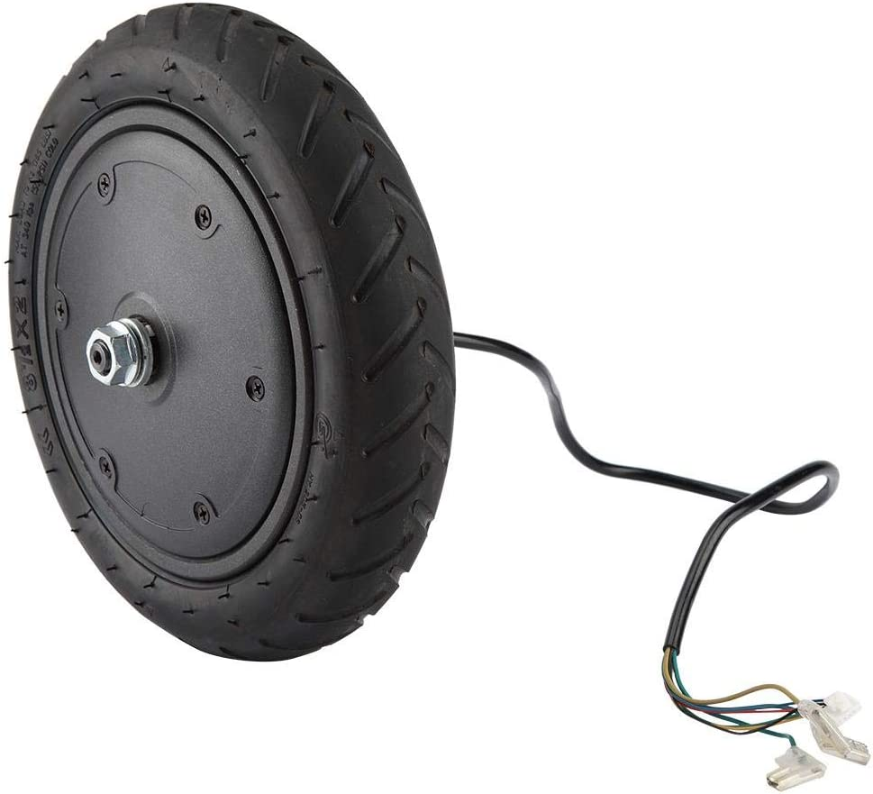 250W Motor with Wheels Tire for Xiaomi M365 E-Scooter Replacement Part Accessory