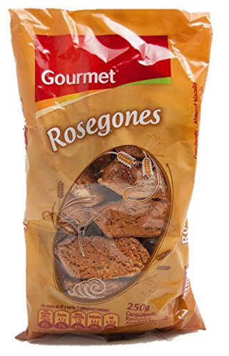 Gourmet - Rosegones, 250 gr