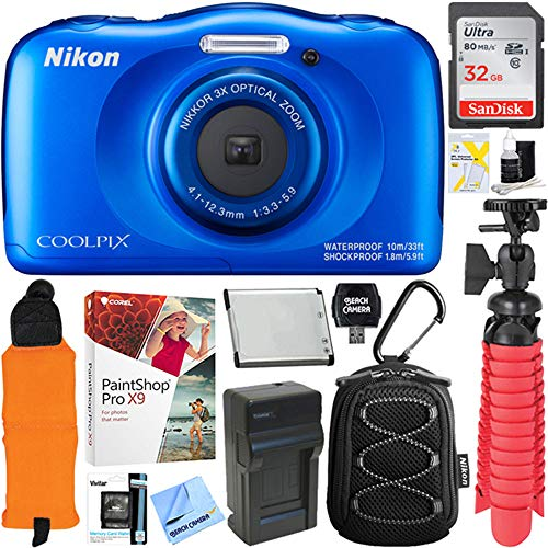 Best Underwater Compact Camera Package - 8