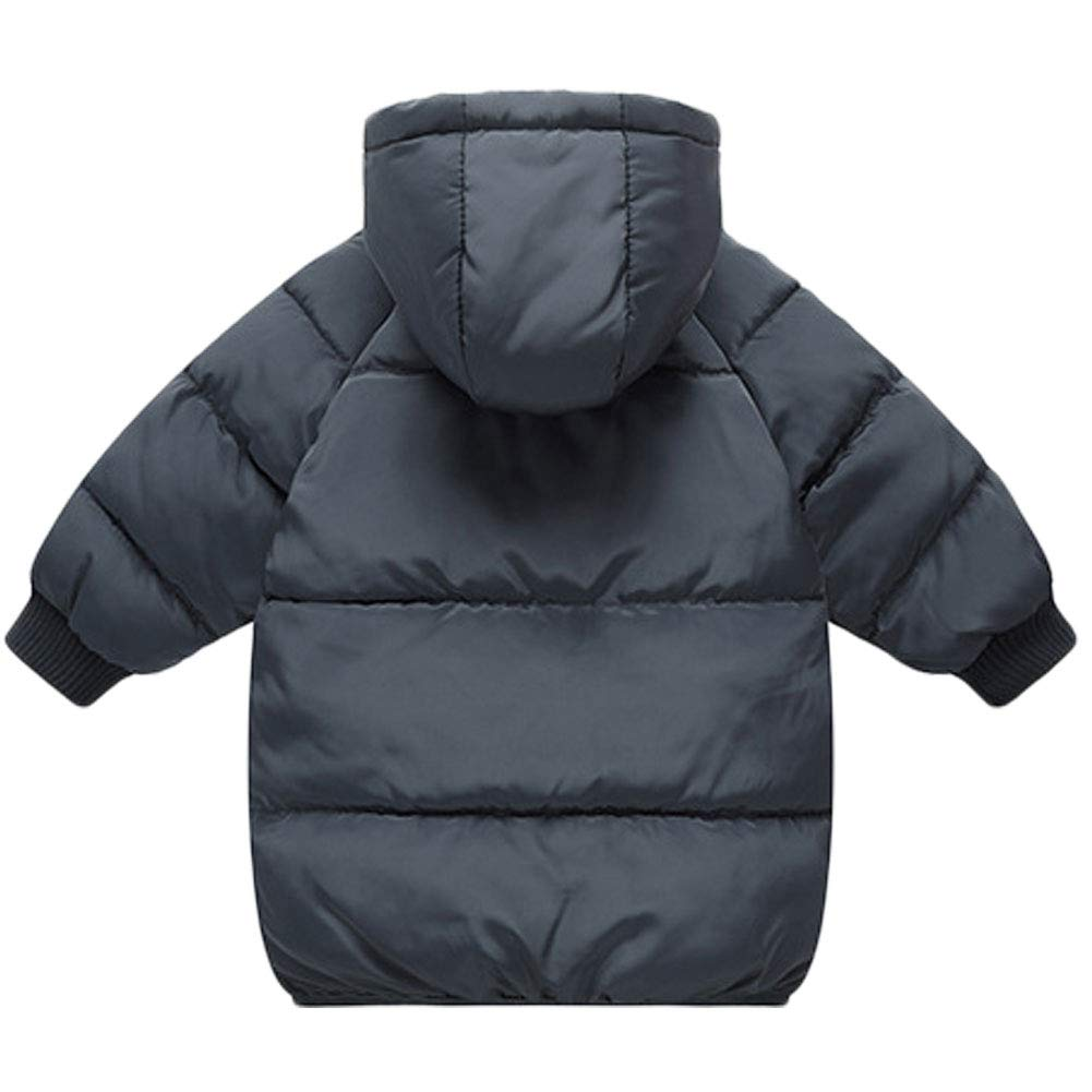 Light Puffer Snow Hooded Down Outerwears Junyue Baby Boys Winter Coat Toddler Girls Jackets