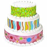 Lucks Designer Prints, Cutie Pie Variety, 2-1/4 X 10 Inch, 36 Count
