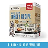 Image of Honest Kitchen Human Grade Dehydrated Organic Grain Turkey Dog Food 4 lb - Keen