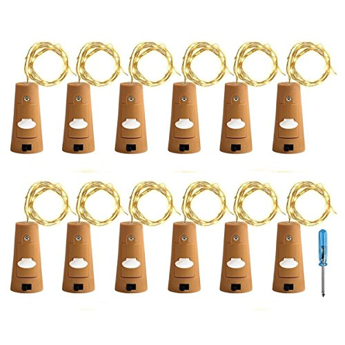 20 Led Fairy Lights Mains in US - 4