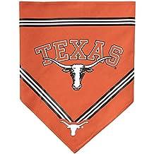Collegiate Texas Longhorns Pet Bandana, Medium/Large - Dog Bandana must-have for Birthdays, Parties, Sports Games etc..
