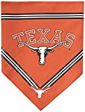 Collegiate Texas Longhorns Pet Bandana, Medium/Large - Dog Bandana must-have for Birthdays, Parties, Sports Games etc..