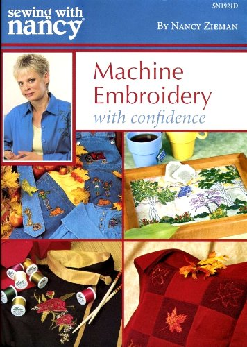 (Sewing with Nancy Machine Embroidery with)