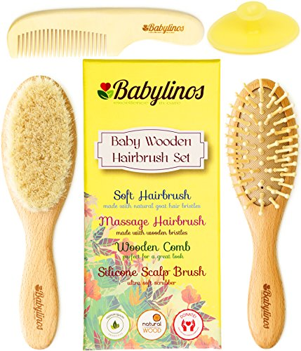 BabyLinos Silicone Newborns Toddlers Bristles product image