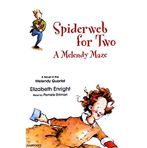Spiderweb for Two Audiobook