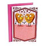 Best Boyfriend Cards - Hallmark 1 Valentines Day Greetings Greeting Card (499VFE1096) Review