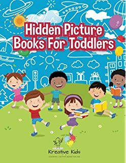 hidden picture books for toddlers - Hidden Pictures For Toddlers