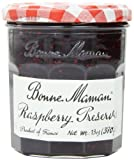 Bonne Maman Preserves, Raspberry, 13 Ounce (Pack of 4)