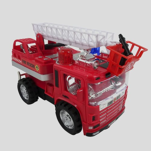battery operated fire truck - 8
