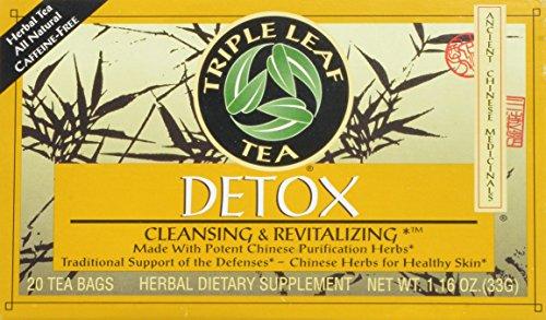 Triple leaf detox tea reviews