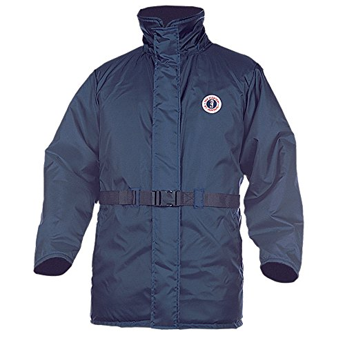 - Mustang Survival Classic Flotation Coat, Navy, X-Large