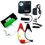 Nucharger PJ16 Multi-function Battery Charger Jump Starter with 12V Portable Air Compressor