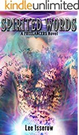 Spirited Words (The Freelancers Book 4)