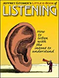 img - for The Little E-Book of Listening book / textbook / text book