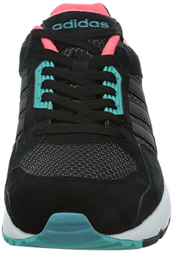 adidas Men's Trainers Black Black 4F5mfUp3