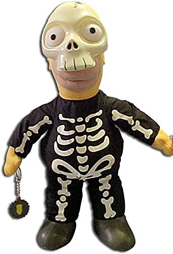Homer Simpsons in Treehouse of Horror Skeleton (Tree House Costume)