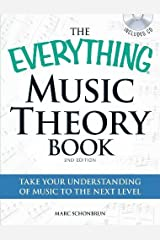 The Everything Music Theory Book with CD: Take your understanding of music to the next level Paperback