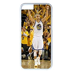 iPhone 6 plus case,fashion durable White side design for iPhone 6 plus,PC material cover ,Designed Specially Pattern with Stephen Curry And His Shooting Rise To Greatness . by ruishername