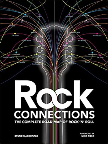 rock connections the complete family tree of rock n roll bruno