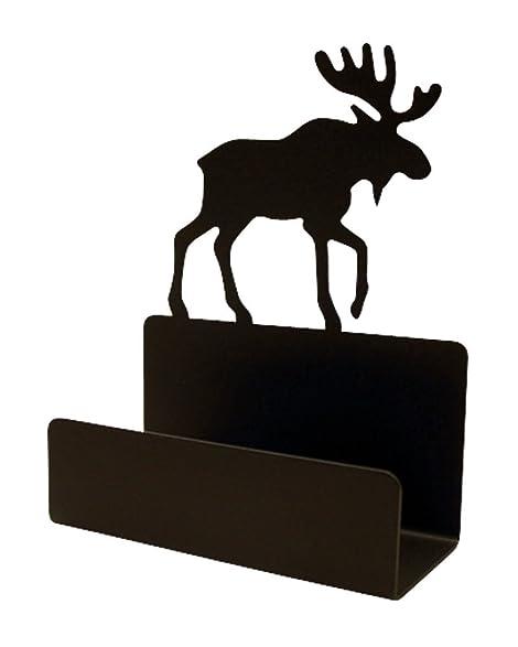 Amazon moose business card holder kitchen dining moose business card holder colourmoves