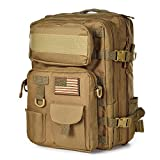 CVLIFE 40L Outdoor Tactical Backpack Military Rucksack Detachable - Best Reviews Guide