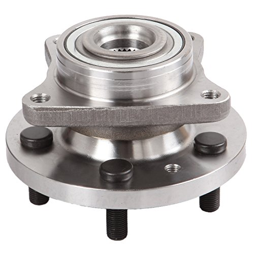 SCITOO Compatible with 515067 Front Wheel Hub Bearing Assembly fit 2005 2006 2007 2008 2009 2010 2011 2012 Land Rover 5 Lugs