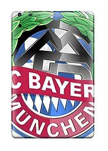 Hot High Grade Flexible Tpu Case For Ipad Mini 2 - Bayern Munchen Fc Logo 8906344J40684268
