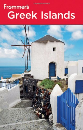 Frommer's Greek Islands (Frommer's Complete Guides)