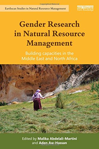 Gender Research in Natural Resource Management: Building Capacities in the Middle East and North Africa (Earthscan Studi