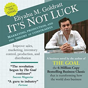 It's Not Luck | Livre audio