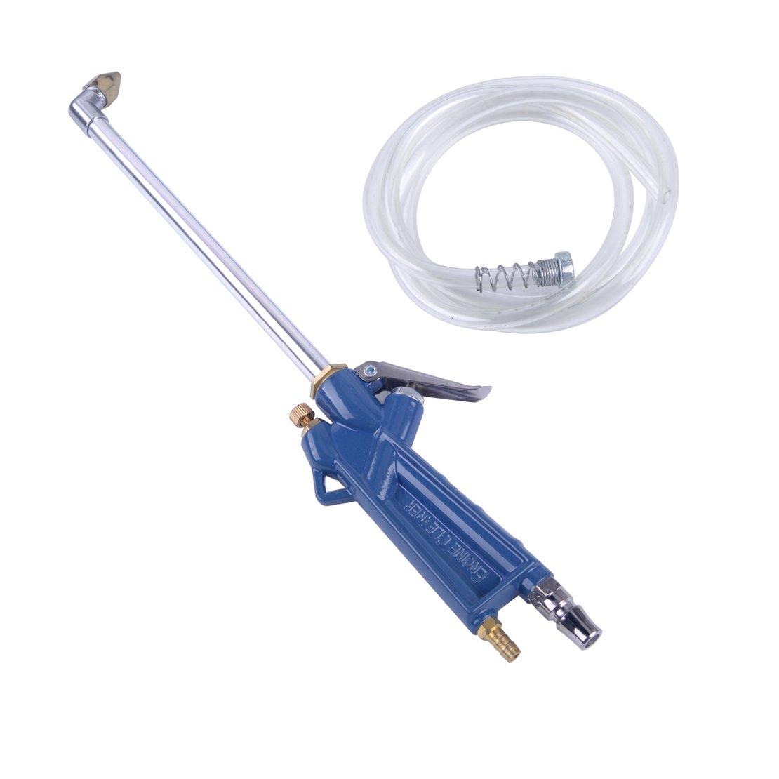 beler 1/4'' Car Engine Warehouse Cleaner Washer Gun Air Pressure Spray Dust Oil Clean Washing Tool