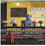 """Trademark Fine Art Indecision by Eric Joyner Wall Decor, 24 by 24"""""""