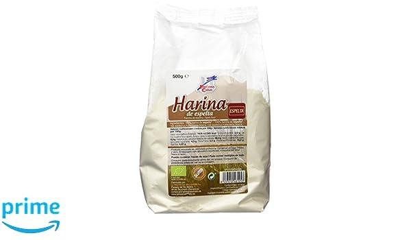 La Finestra Sul Cielo Harina de Espelta - 500 gr - [pack de 6]: Amazon.es: Alimentación y bebidas