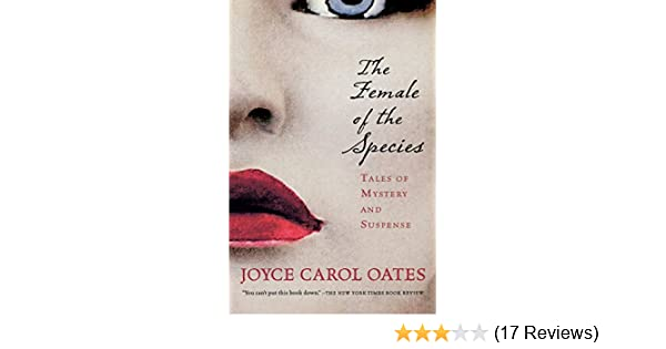 The Female Of The Species Tales Of Mystery And Suspense Harvest