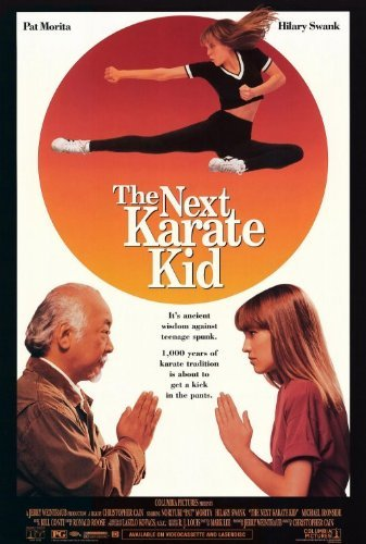 The Next Karate Kid POSTER Movie (27 x 40 Inches - 69cm x 102cm) (1994) by Decorative Wall Poster